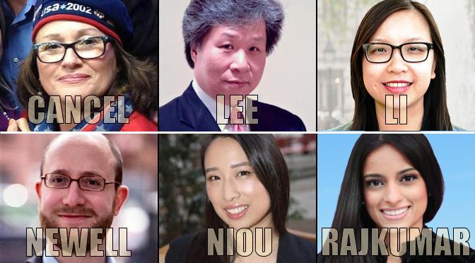 AD65 6 candidates